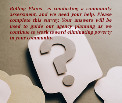 2021 Community Assessment Survey